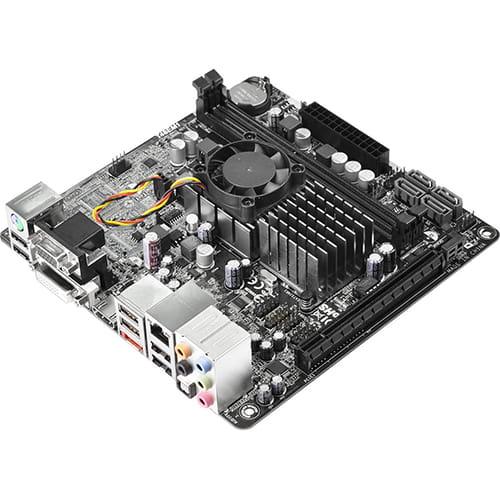 Asrock T48EM1. Procesador AMD T48E. Mini-ITX.