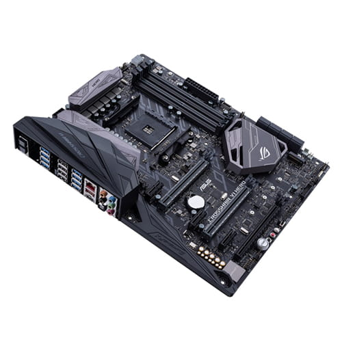 Asus CrossHair VI Hero. Socket AM4.