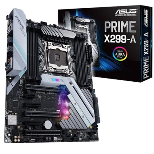 Asus Prime X299-A. Socket 2066.