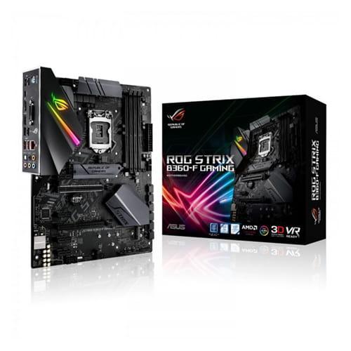 Asus Rog Strix B360-F Gaming. Socket 1151.