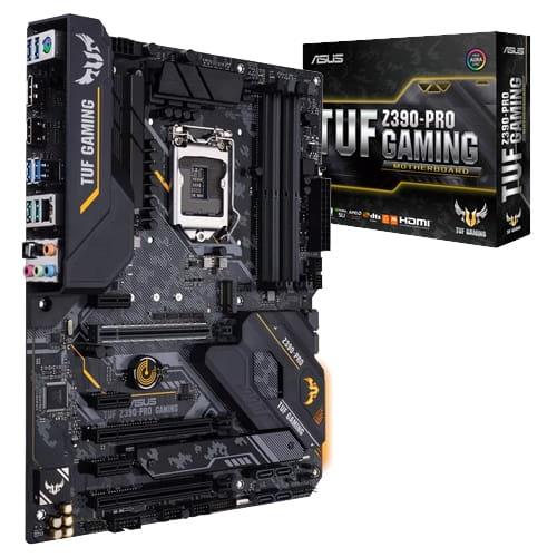 Asus TUF Z390-Pro Gaming. Socket 1151.