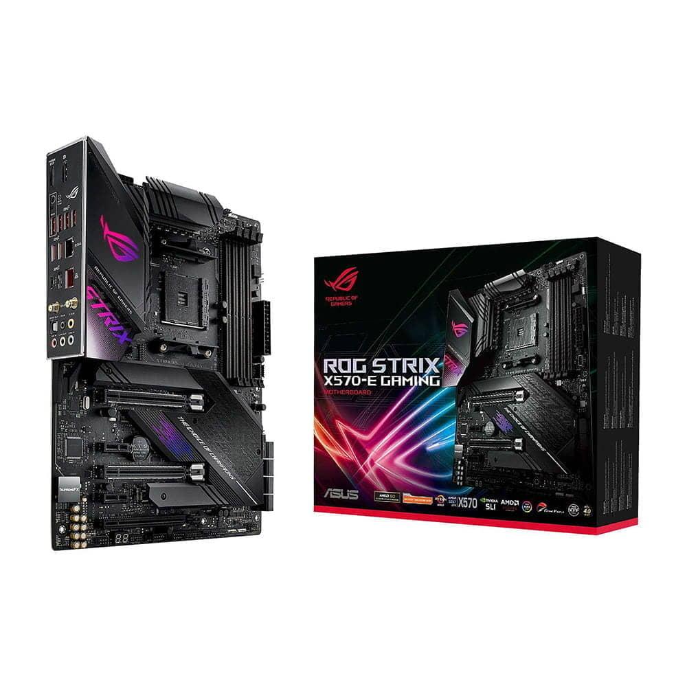 Asus ROG Strix X570-E Gaming. Socket AM4.
