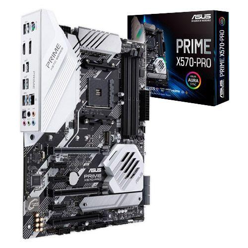 Asus Prime X570-PRO. Socket AM4.