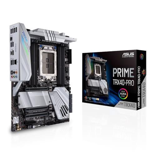 Asus Prime TRX40-Pro. Socket sTRX4.