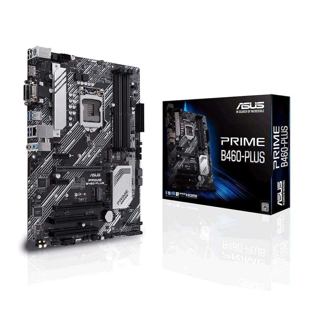 Asus Prime B460-Plus. Socket 1200.