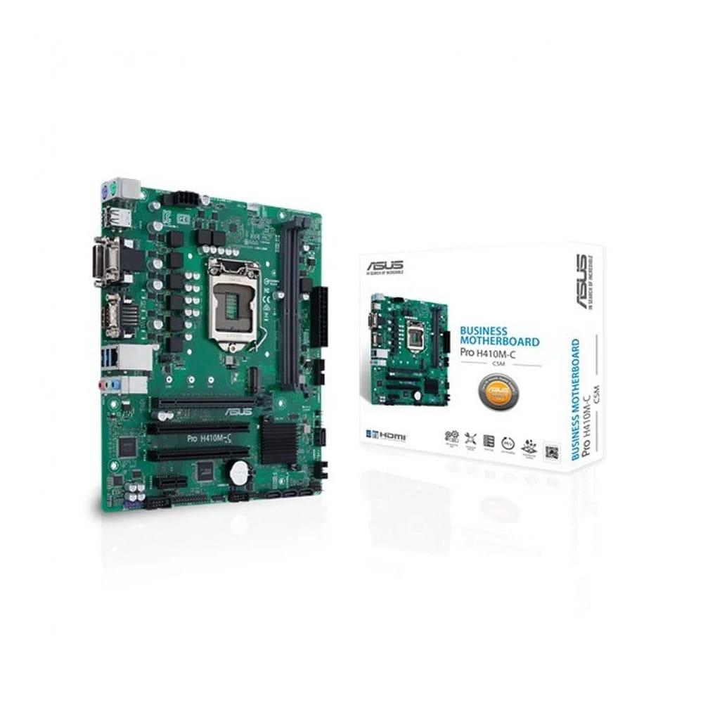 Asus Pro B460M-C/CSM. Socket 1200. Micro-ATX.