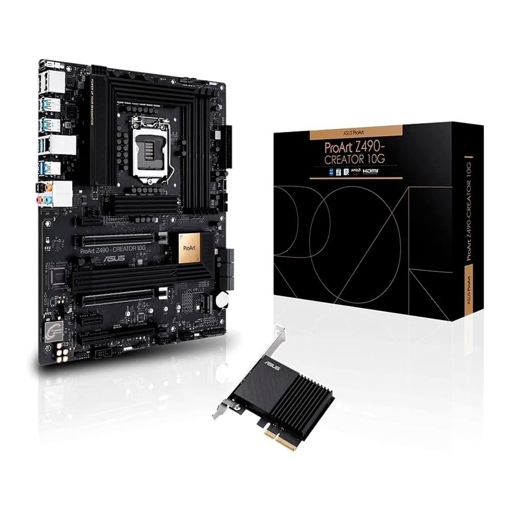 Asus ProArt Z490-Creator 10G. Socket 1200.