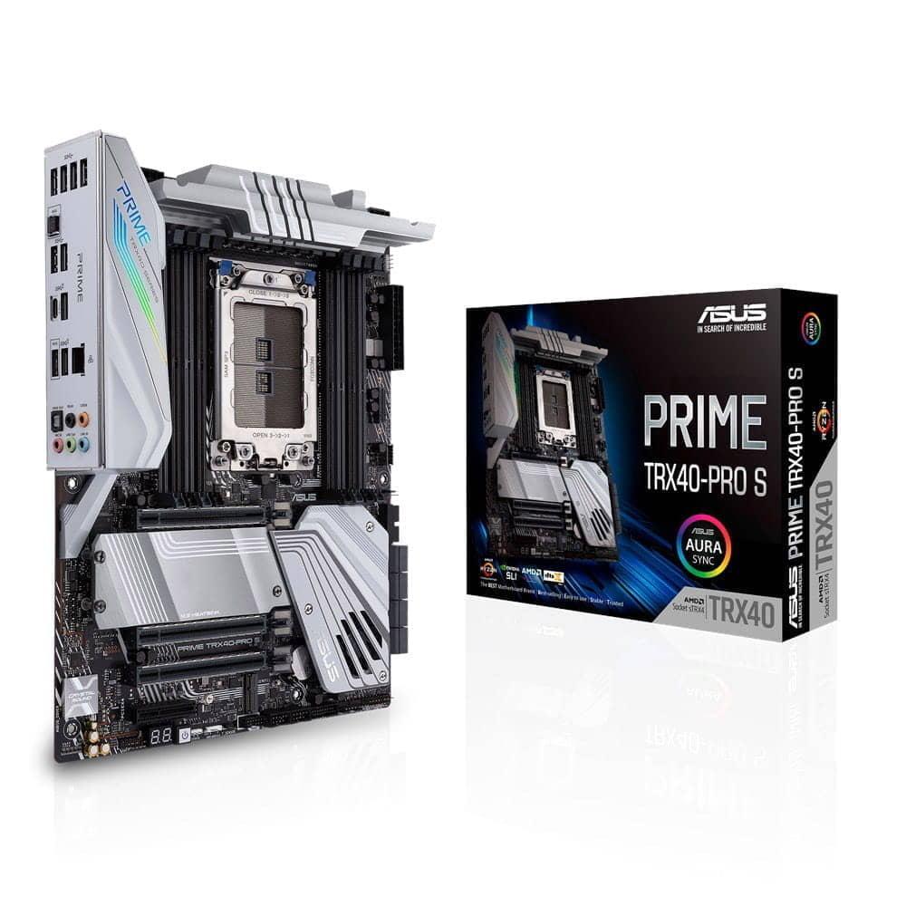 Asus Prime TRX40-Pro S. Socket sTRX4.