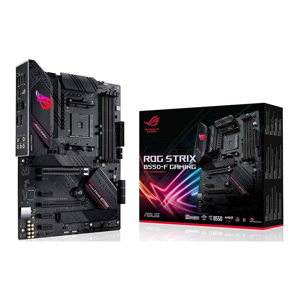 Asus ROG Strix B550-F Gaming. Socket AM4.