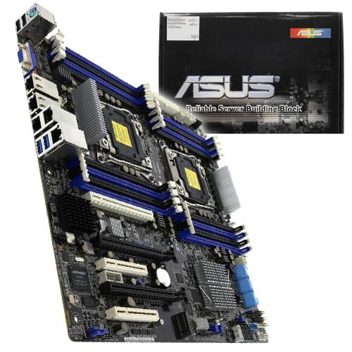 Asus Z10PE-D16. 2 x Socket 2011-v3