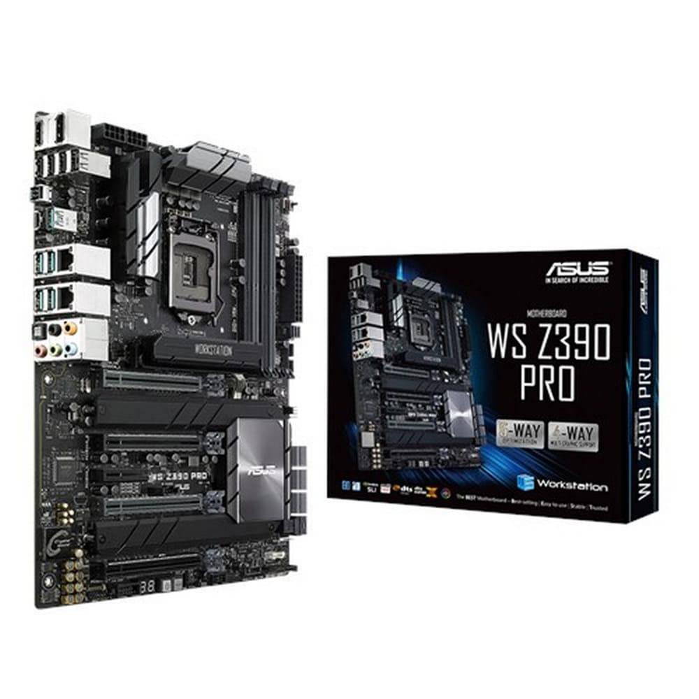 Asus WS Z390 Pro. Socket 1151.