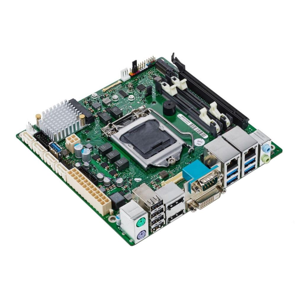 Fujitsu D3433-S2. Socket 1151. Mini-ITX.