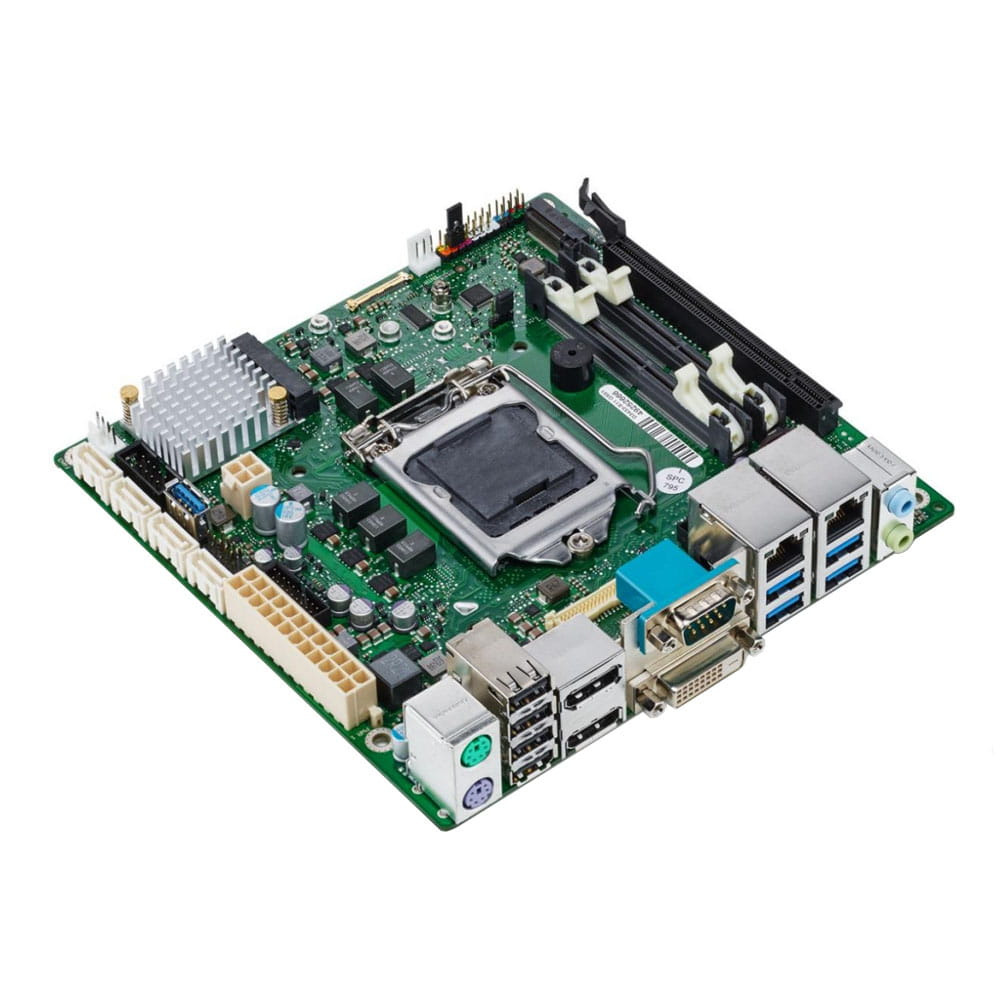 Fujitsu D3433-S. Socket 1151. Mini-ITX.