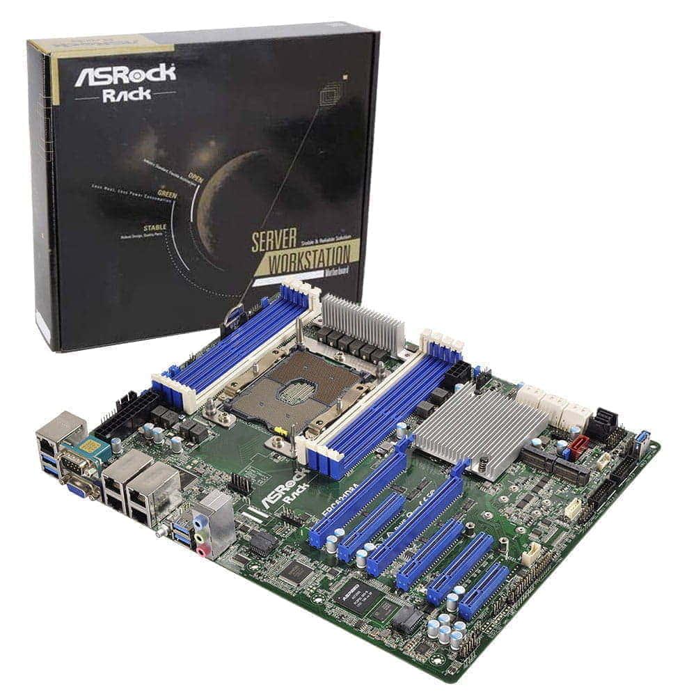 Asrock Rack EPC621D8A. Socket 3647.
