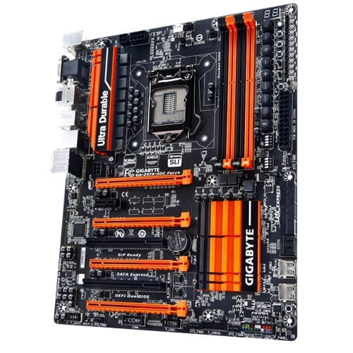 Gigabyte GA Z97X-SOC Force. Socket 1150. - REFURBISHED