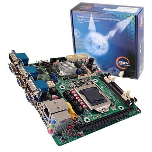 NC9S-B85: SOCKET 1150 CON 3 VGAS REFURBISHED
