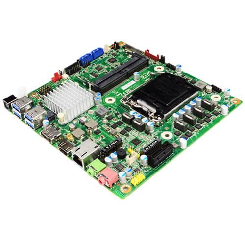 Jetway JNF893-H310 Socket 1151 ThinMini-ITX con DCDC