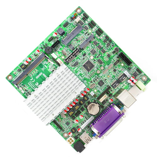 Jetway NLBT-I1900-2L Celeron J1900 GbLan ThinMini-ITX