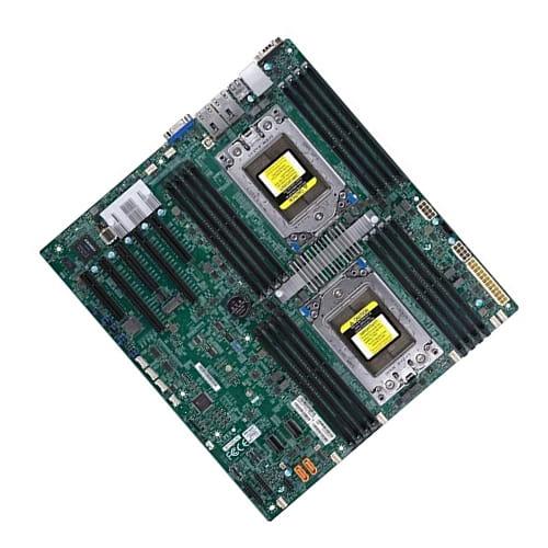 Supermicro MBD-H11DSI-B. 2x Socket SP3. E-ATX. BULK.