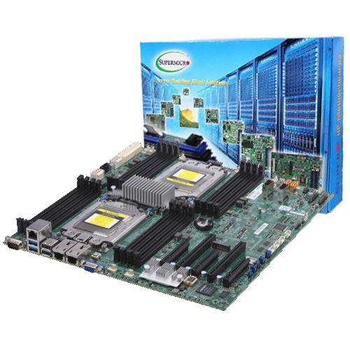 Supermicro H11DSI-NT-O. 2x Socket SP3. E-ATX.