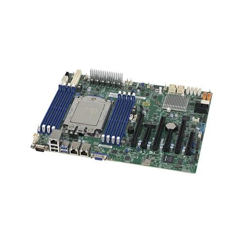 Supermicro MBD-H11SSL-NC-B. Socket SP3.