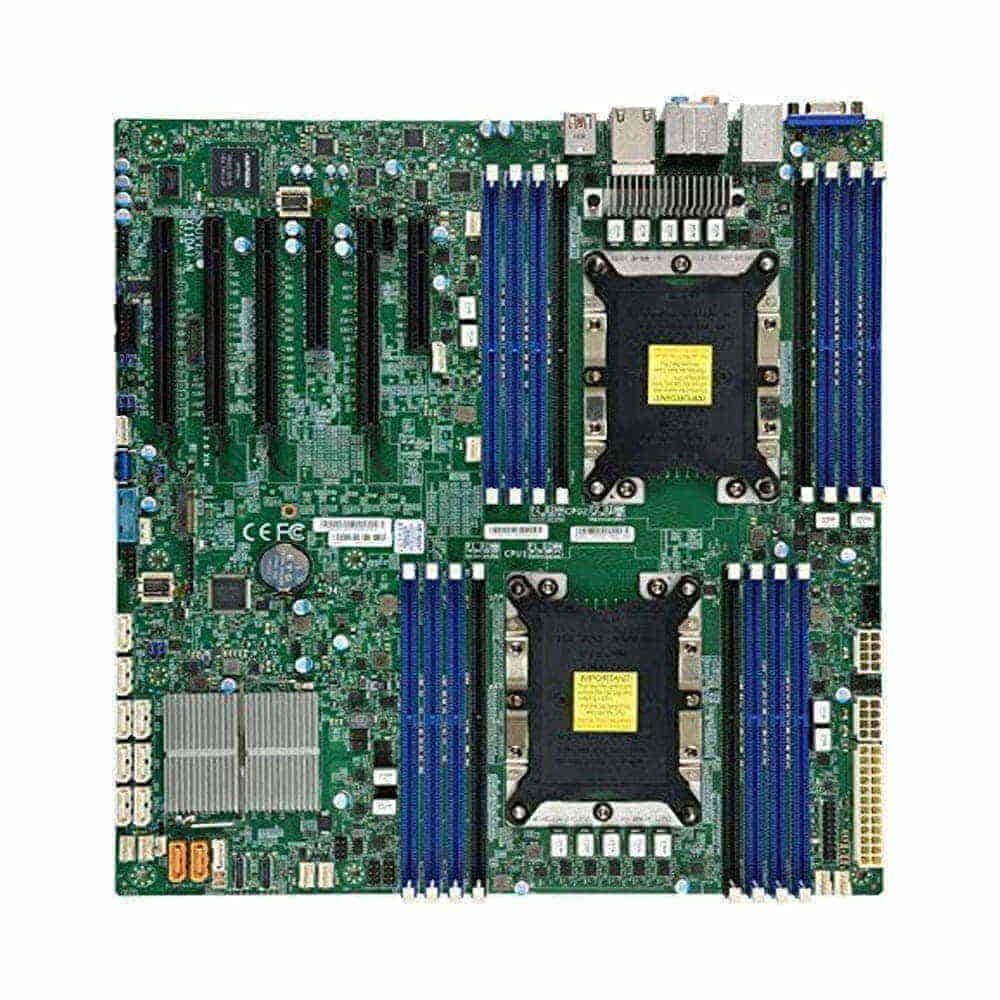 Supermicro X11DAI-N-O. 2x Socket 3647. E-ATX.