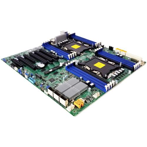 Supermicro Mainboard X11DPi-N. 2x Socket 3647. E-ATX.