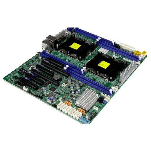 Supermicro MBD-X11DPL-I-O. 2x Socket 3647.
