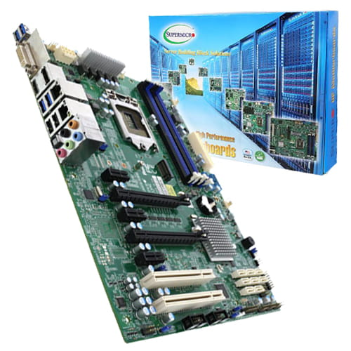 Supermicro X11SAE-O. Socket 1151.