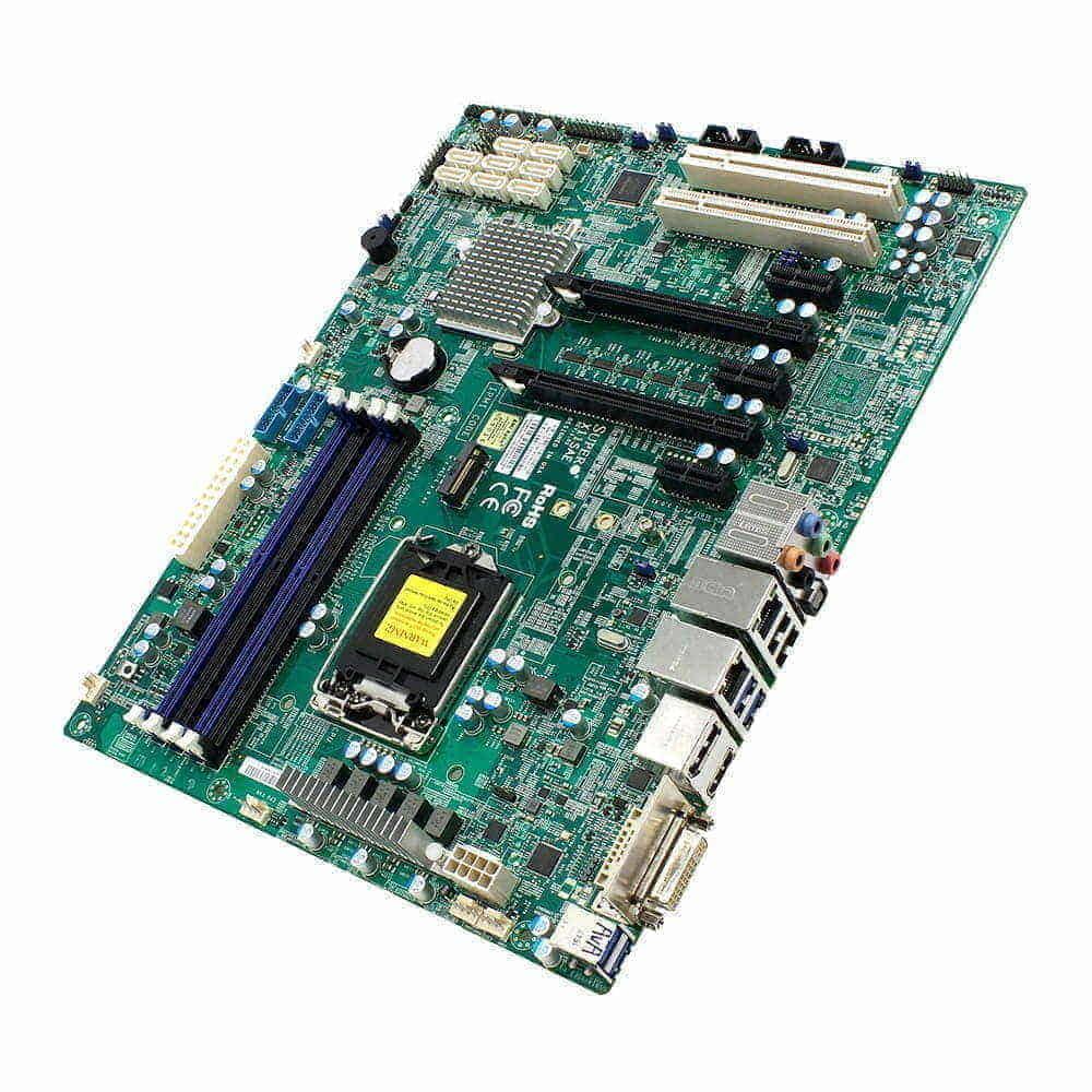 Supermicro MBD-X11SAE. Socket 1151.
