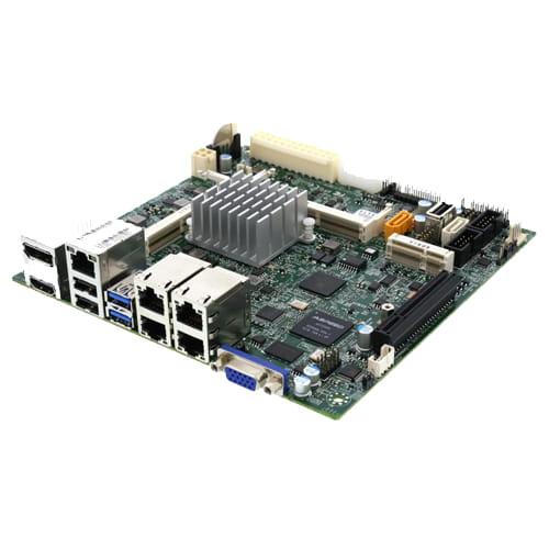 Supermicro X11SBA-LN4F. Intel Pentium N3710. Mini ITX.