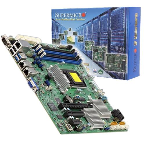 Supermicro X11SSL-CF. Socket 1151. Micro-ATX.