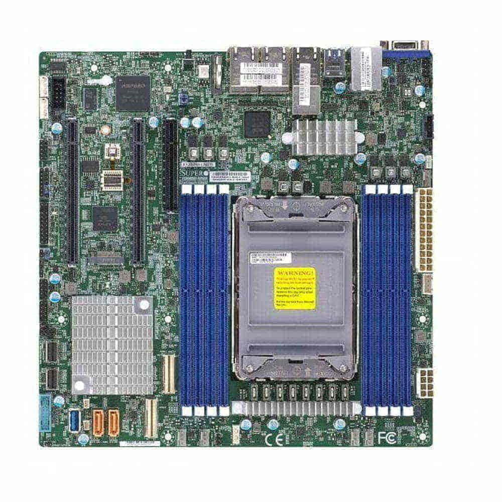 Supermicro MBD-X12SPM-LN6TF. Socket 4189. Micro-ATX.