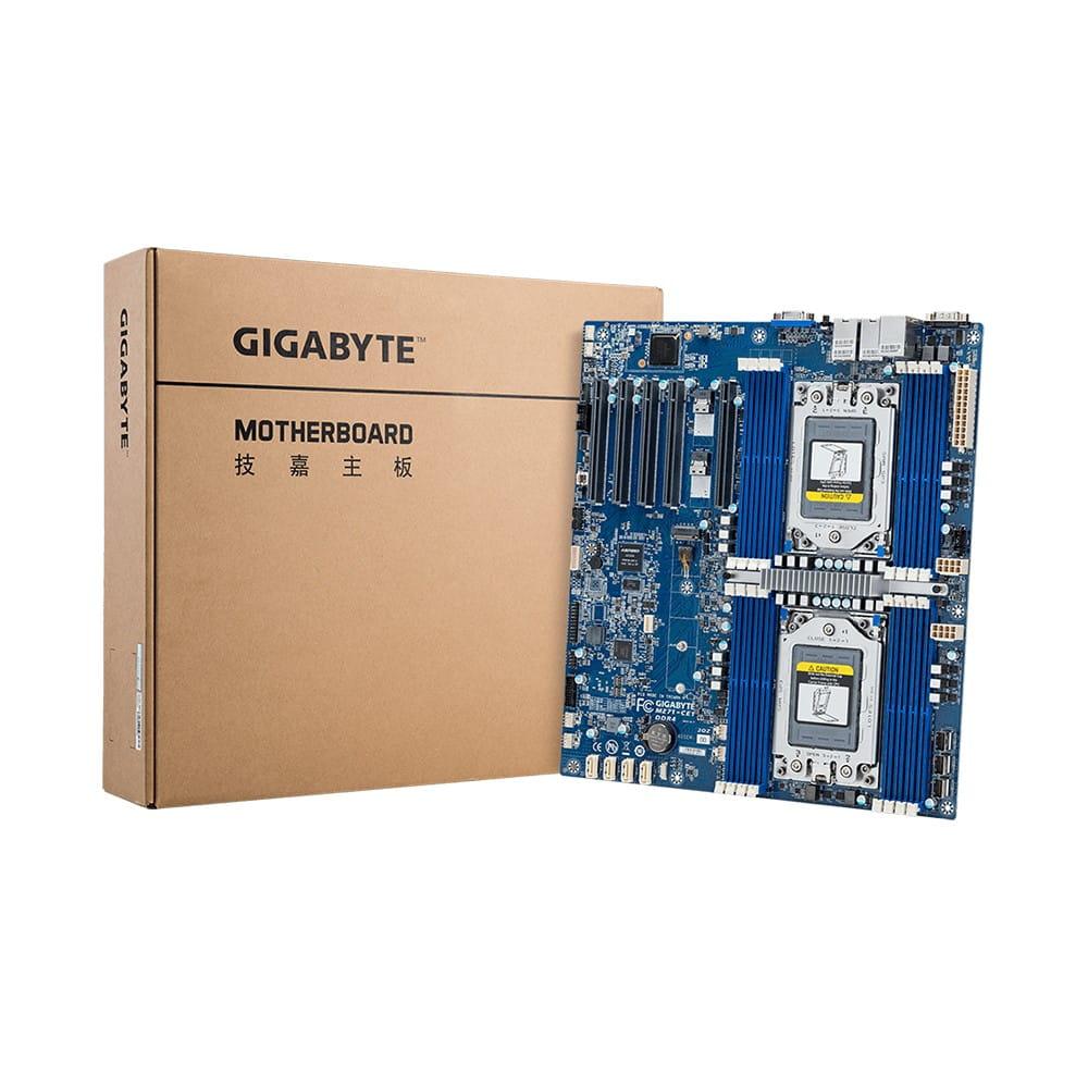 Gigabyte MZ71-CE1. 2x Socket SP3. E-ATX.
