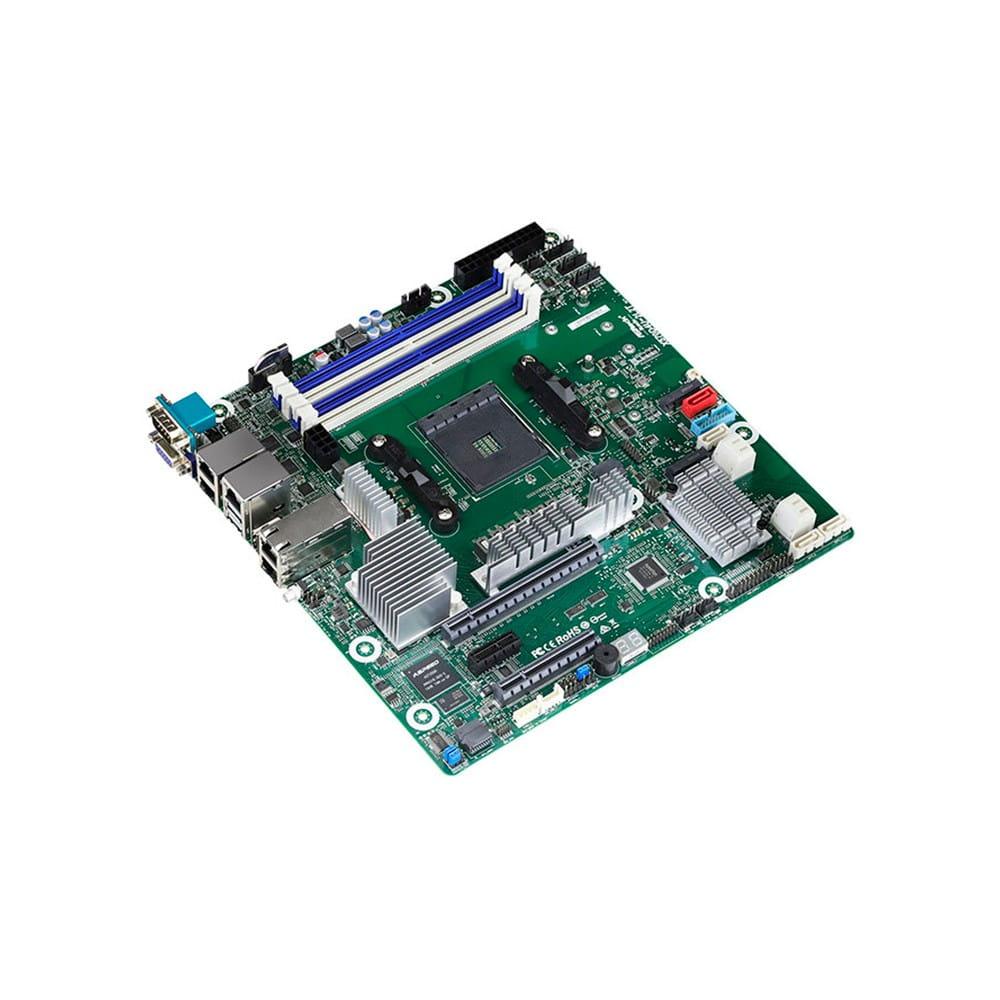 Asrock Rack X570D4U. Socket AM4. Micro-ATX.