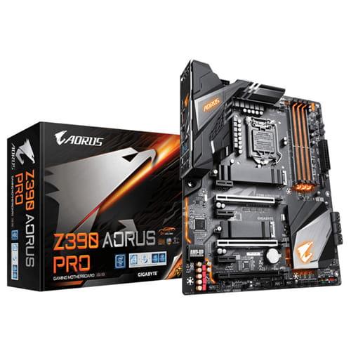 Gigabyte Z390 Aorus Pro. Socket 1151.