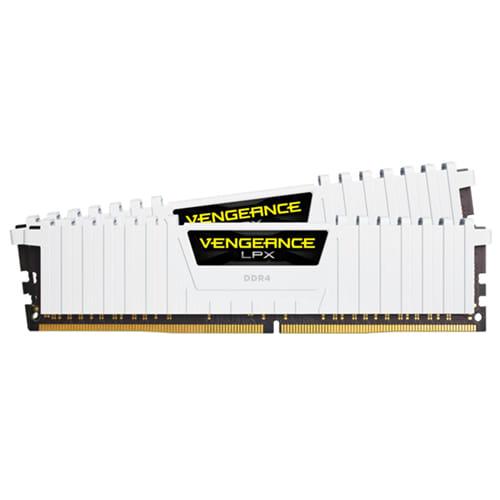Corsair Vengeance LPX 32Gb (2x 16Gb) DDR4 3000Mhz 1.2V Blanco