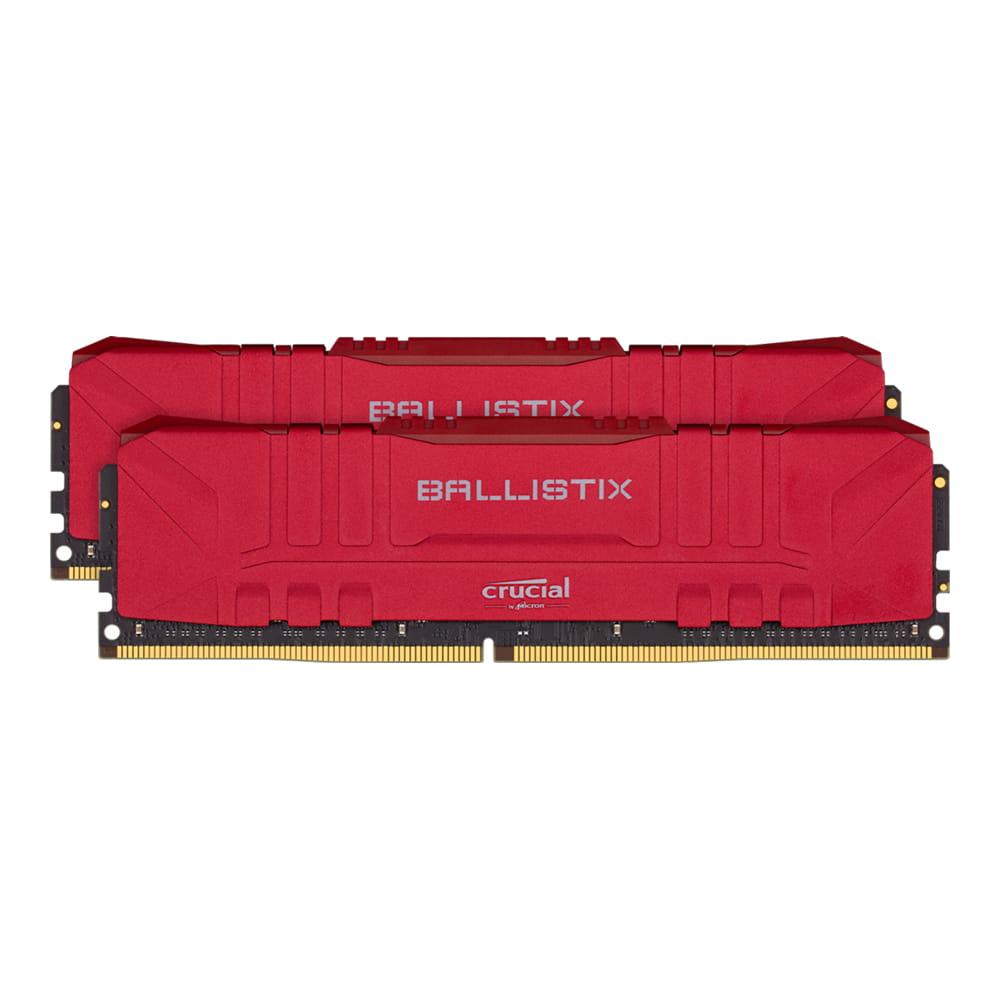 Crucial Ballistix Red 16Gb (2x 8Gb) DDR4 3200Mhz 1.35V