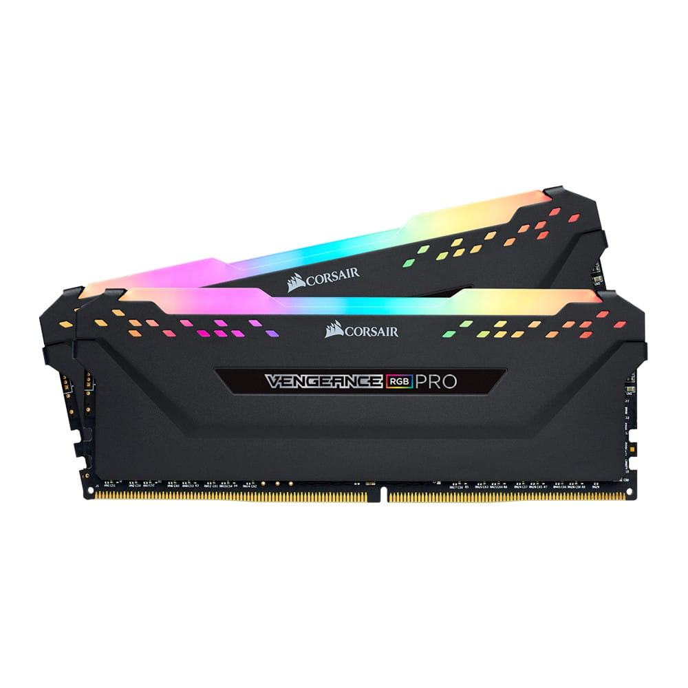 Corsair Vengeance RGB Pro SL 32Gb (2x 16Gb) DDR4 3200Mhz 1.35V