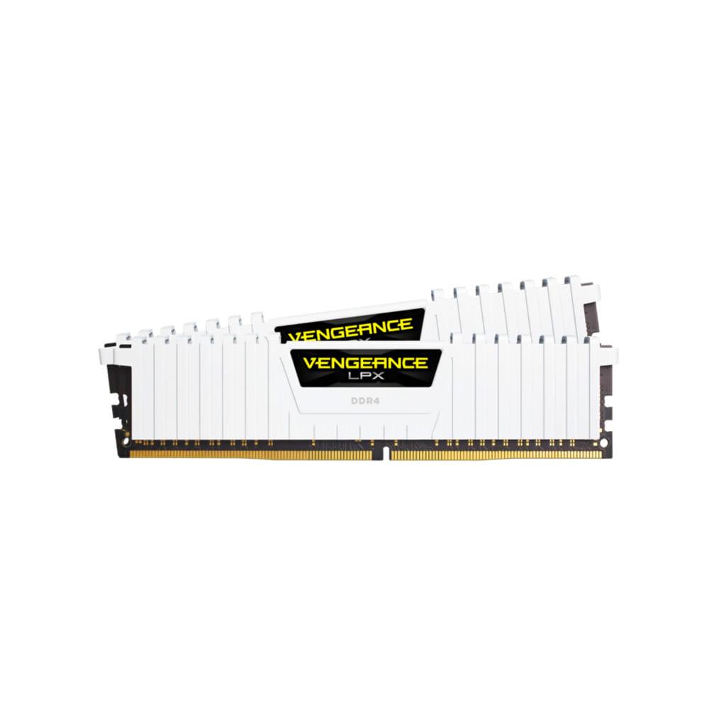 Corsair Vengeance LPX Blanca 16Gb (2x 8Gb) DDR4 3200Mhz 1.2V