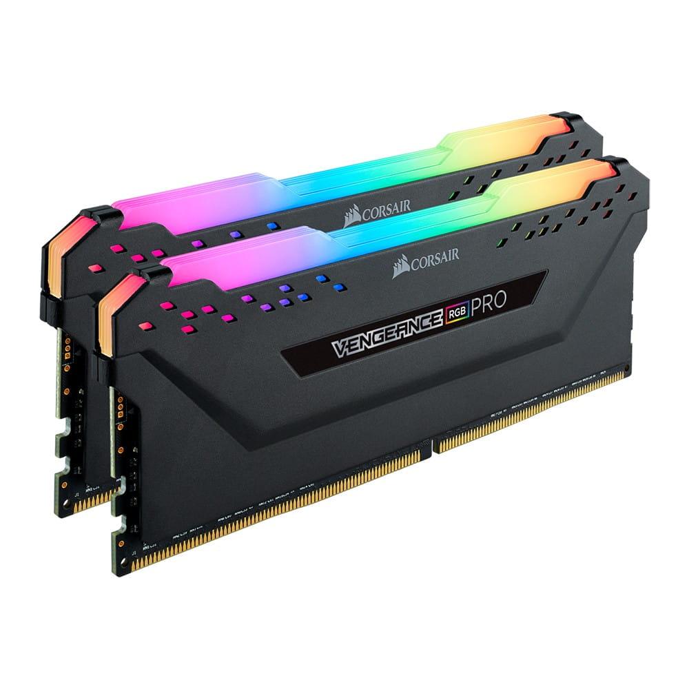 Corsair Vengeance RGB 16Gb (2x 8Gb) DDR4 4000Mhz 16GB 1.2V