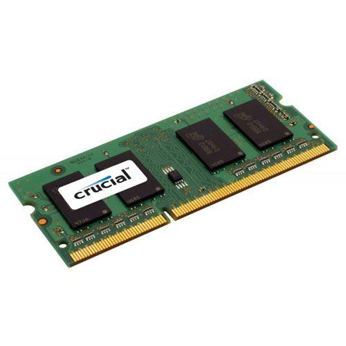 Crucial 8Gb SO-DIMM DDR3 1600MHz 1.35V