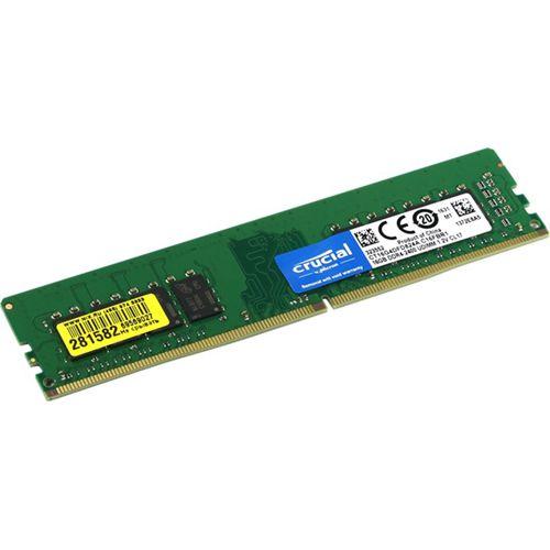 Crucial 16Gb DDR4 2400Mhz 1.2V