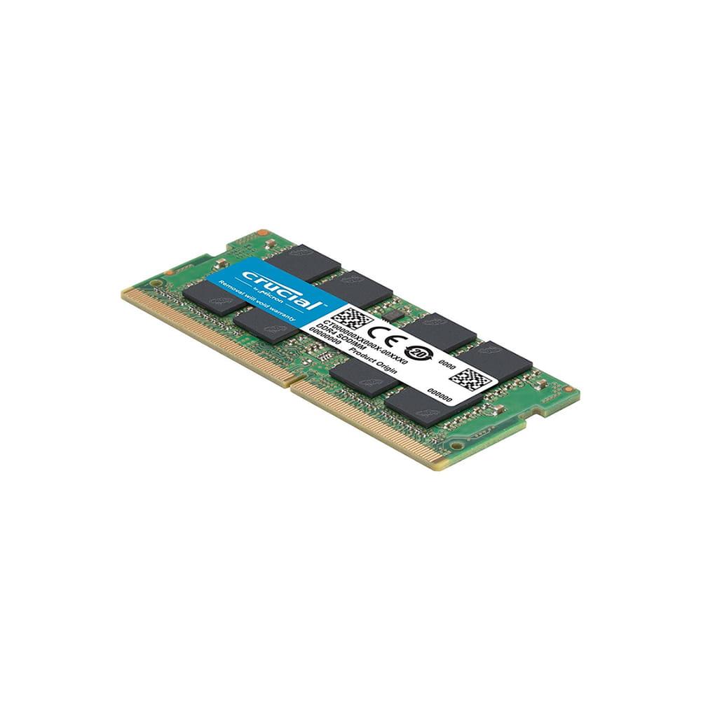Crucial 16Gb SO-DIMM DDR4 2400MHz 1.2V