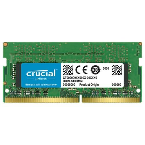Crucial 16Gb SO-DIMM DDR4 2666MHz 1.2V