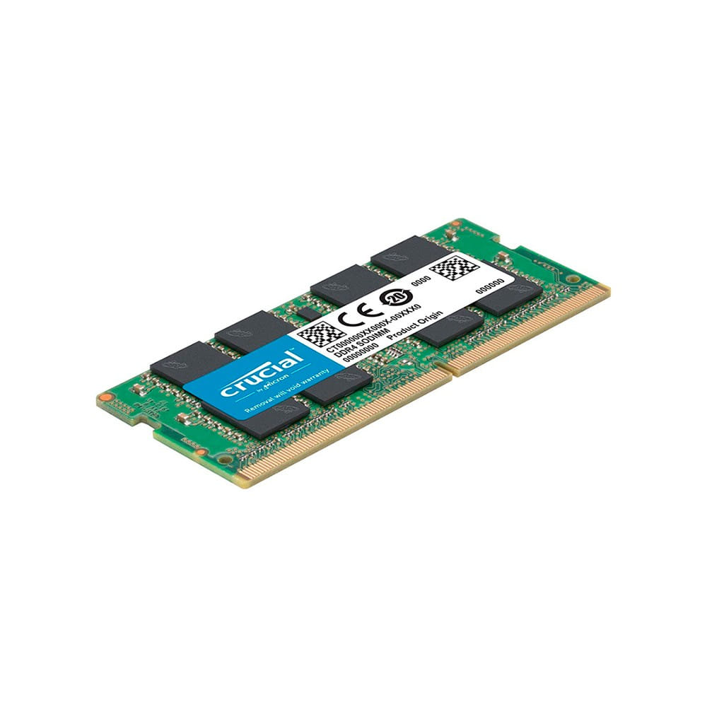 Crucial 16Gb So-DIMM DDR4 3200Mhz 1.2V