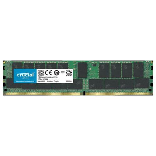 Crucial 32Gb DDR4 2933Mhz RDIMM 1.2V