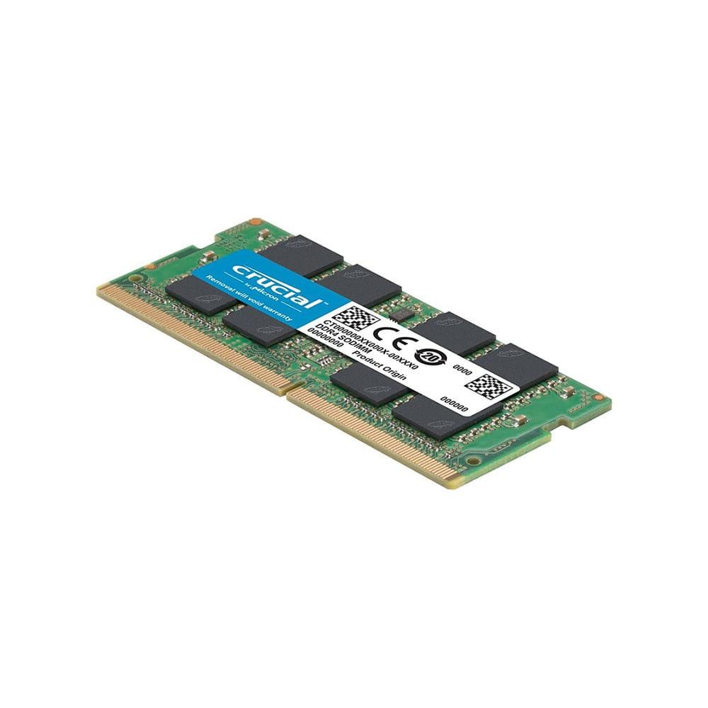 Crucial 32Gb SO-DIMM DDR4 3200MHz 1.2V