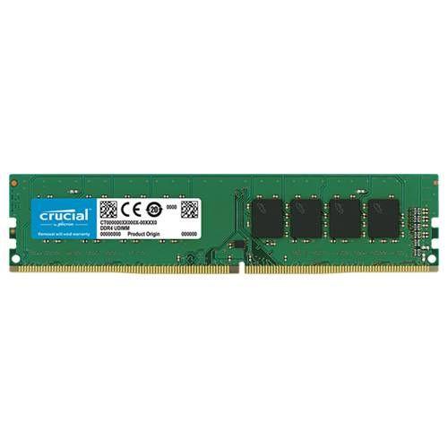 Crucial 4Gb DDR4 2400Mhz 1.2V