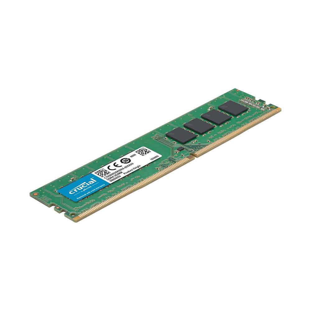 Crucial 4Gb DDR4 2666Mhz 1.2V